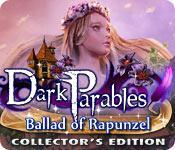 Función de captura de pantalla del juego Dark Parables: Ballad of Rapunzel Collector's Edition