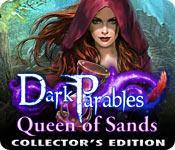 Función de captura de pantalla del juego Dark Parables: Queen of Sands Collector's Edition