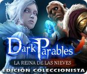 Función de captura de pantalla del juego Dark Parables: La reina de las Nieves Edición Coleccionista