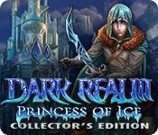 Función de captura de pantalla del juego Dark Realm: Princess of Ice Collector's Edition