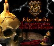 Función de captura de pantalla del juego Dark Tales: Los asesinatos de la Rúe Morgue por Edgar Allan Poe