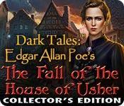 Función de captura de pantalla del juego Dark Tales: Edgar Allan Poe's The Fall of the House of Usher Collector's Edition