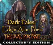 Función de captura de pantalla del juego Dark Tales: Edgar Allan Poe's The Oval Portrait Collector's Edition