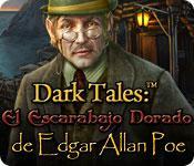 Función de captura de pantalla del juego Dark Tales: El Escarabajo Dorado de Edgar Allan Poe