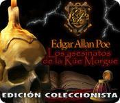 Función de captura de pantalla del juego Dark Tales: Los asesinatos de la Rúe Morgue por Edgar Allan Poe - Edición Coleccionista