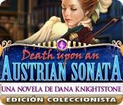 Función de captura de pantalla del juego Death Upon an Austrian Sonata: Una Novela de Dana Knightstone Edición Coleccionista