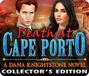 Función de captura de pantalla del juego Death at Cape Porto: A Dana Knightstone Novel Collector's Edition