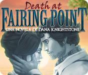 Función de captura de pantalla del juego Death at Fairing Point: Una novela de Dana Knightstone
