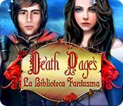 Función de captura de pantalla del juego Death Pages La Biblioteca Fantasma
