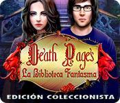 Función de captura de pantalla del juego Death Pages La Biblioteca Fantasma Edición Coleccionista