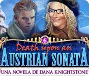 Función de captura de pantalla del juego Death Upon an Austrian Sonata: Una Novela de Dana Knightstone