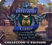 Función de captura de pantalla del juego Detectives United: Phantoms of the Past Collector's Edition