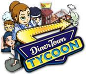 Función de captura de pantalla del juego Diner Town Tycoon