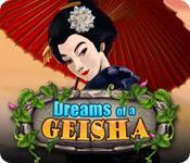 Función de captura de pantalla del juego Dreams of a Geisha