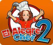 Función de captura de pantalla del juego El Alegre Chef 2