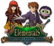 Función de captura de pantalla del juego Elementals: The Magic Key