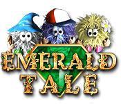 Función de captura de pantalla del juego Emerald Tale
