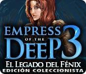Función de captura de pantalla del juego Empress of the Deep 3: El Legado del Fénix Edición Coleccionista