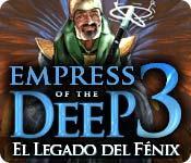 Función de captura de pantalla del juego Empress of the Deep 3: El Legado del Fénix