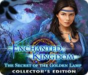 Función de captura de pantalla del juego Enchanted Kingdom: The Secret of the Golden Lamp Collector's Edition