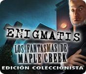 Función de captura de pantalla del juego Enigmatis: Los fantasmas de Maple Creek Edición Coleccionista