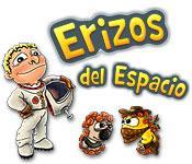 Erizos del Espacio game play