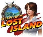 Función de captura de pantalla del juego Escape from Lost Island