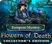 Función de captura de pantalla del juego European Mystery: Flowers of Death Collector's Edition