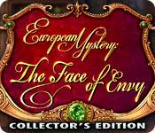 Función de captura de pantalla del juego European Mystery: The Face of Envy Collector's Edition