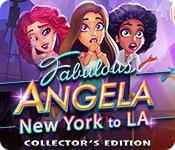 Función de captura de pantalla del juego Fabulous: Angela New York to LA Collector's Edition