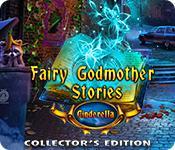 Función de captura de pantalla del juego Fairy Godmother Stories: Cinderella Collector's Edition