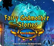 Función de captura de pantalla del juego Fairy Godmother Stories: Puss in Boots Collector's Edition