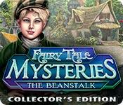 Función de captura de pantalla del juego Fairy Tale Mysteries: The Beanstalk Collector's Edition