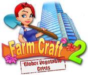 Función de captura de pantalla del juego Farm Craft 2