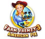 Función de captura de pantalla del juego Farm Frenzy 3: American Pie