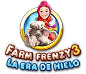 Función de captura de pantalla del juego Farm Frenzy 3: La era de hielo