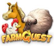 Función de captura de pantalla del juego Farm Quest