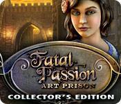 Función de captura de pantalla del juego Fatal Passion: Art Prison Collector's Edition