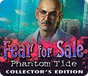 Función de captura de pantalla del juego Fear for Sale: Phantom Tide Collector's Edition