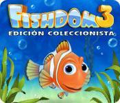 Función de captura de pantalla del juego Fishdom 3 Edición Coleccionista