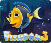 Función de captura de pantalla del juego Fishdom 3