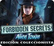 Función de captura de pantalla del juego Forbidden Secrets: Alien Town Edición Coleccionista