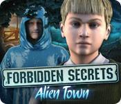 Función de captura de pantalla del juego Forbidden Secrets: Alien Town