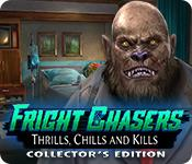 Feature screenshot game Fright Chasers: Thrills, Chills and Kills Collector's Edition