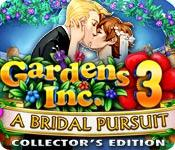 Función de captura de pantalla del juego Gardens Inc. 3: A Bridal Pursuit Collector's Edition