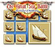 The Great Sea Battle: The Game of Battleship game play