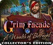 Función de captura de pantalla del juego Grim Facade: A Wealth of Betrayal Collector's Edition