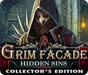 Función de captura de pantalla del juego Grim Facade: Hidden Sins Collector's Edition