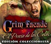 Función de captura de pantalla del juego Grim Façade: El Precio de los Celos Edición Coleccionista