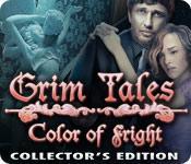 Función de captura de pantalla del juego Grim Tales: Color of Fright Collector's Edition